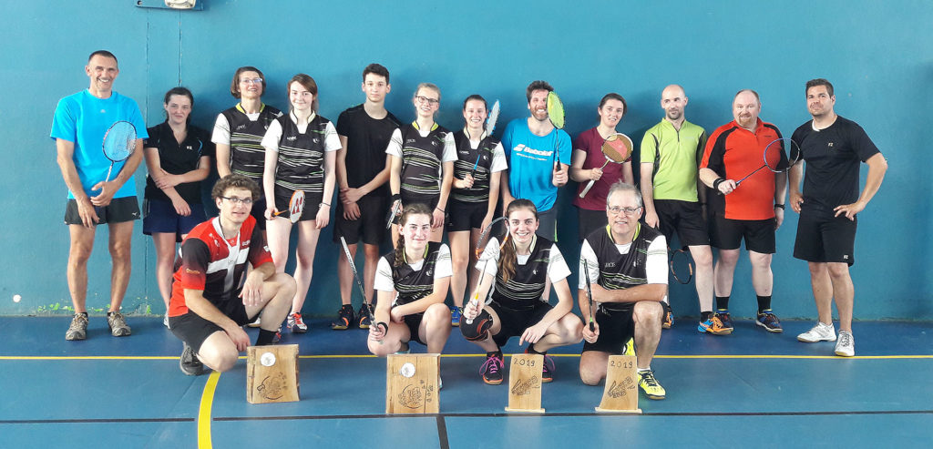 badminton tournoi amical de doubles mixtes bayard bad